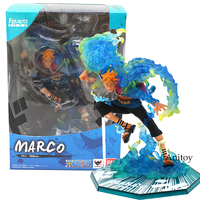 Anime One Piece Figuarts ZERO Marco PCV Figurka Kolekcjonerska Model Toy 18 cm