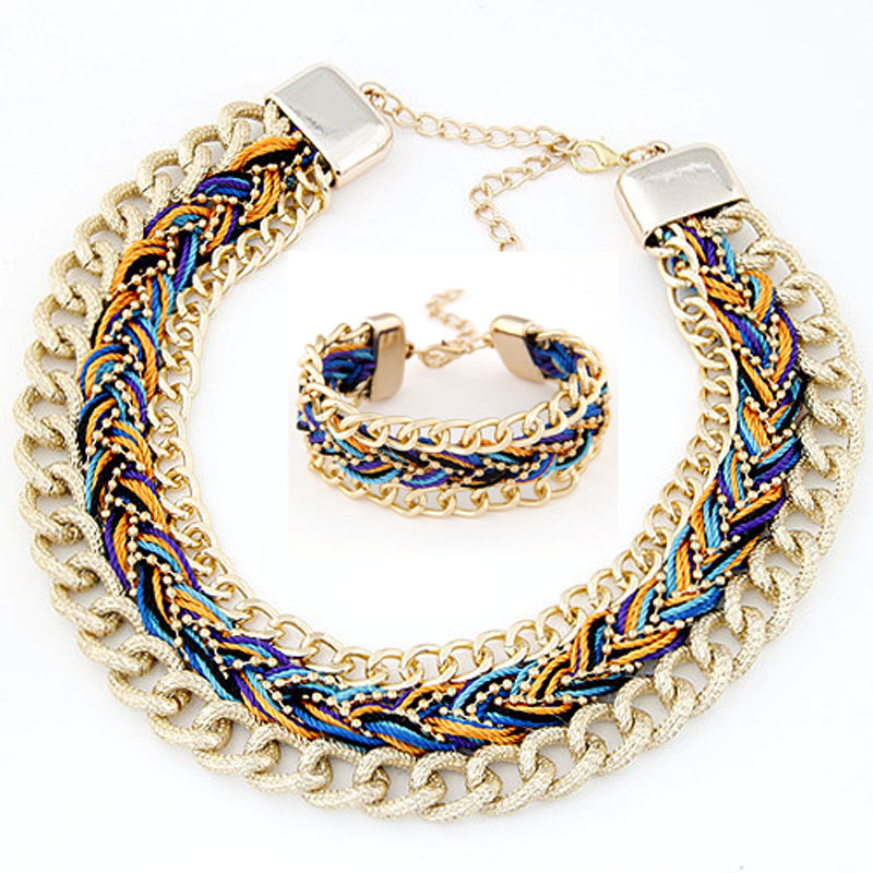 Buy 2016 new bohemia style metal rope for Buying jewelry on aliexpress