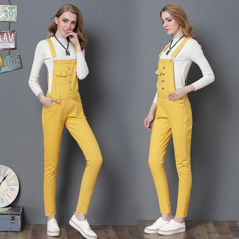 Dtynz Jeans Straps Jeans Stretch Para Mujeres Pants Comfortable Shoulder Strap Adjustable Befree Strap Jeans