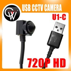 Image 2 - HD 720P Wide Angle 1.8mm lens/3.7mm (2.5mm/2.8mm Optional) USB CCTV Camera usb camera mini PC webcam