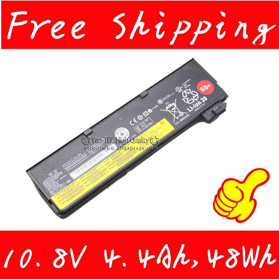 10.8V 48Wh Original <font><b>Battery</b></font> For LENOVO /ThinkPad T440s <font><b>X240</b></font> 45N1128 45N1134 free shipping 6cell