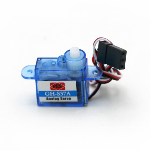 10 pcs lote mini 37g micro servo