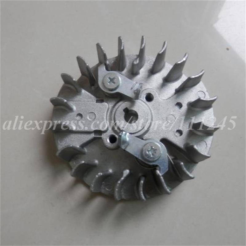 IGNITION FLYWHEEL FOR HUS. PARTNER 350 350S P350 PA350 35CC 2 STROKE CHAINSAW   MAGNETIC FLY WHEEL CHAIN SAW PARTS