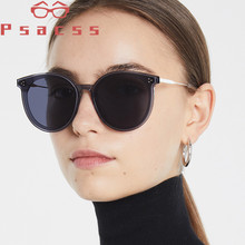 Psacss NEW Metal Frame Sunglasses For Women Men Brand Designer Vintage Sun Glasses Women's High Quality Retro gafas de sol mujer цена