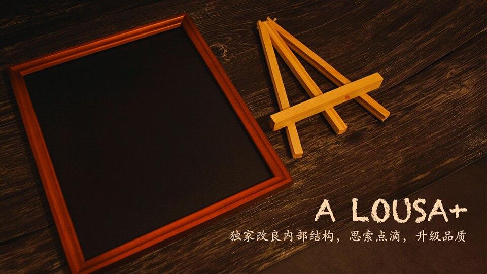 A Lousa Trick By Alejandro Muniz,Magic Tricks,Stage Magic,Close Up,Mentalism,Accessories,Comedy,Magic Toys