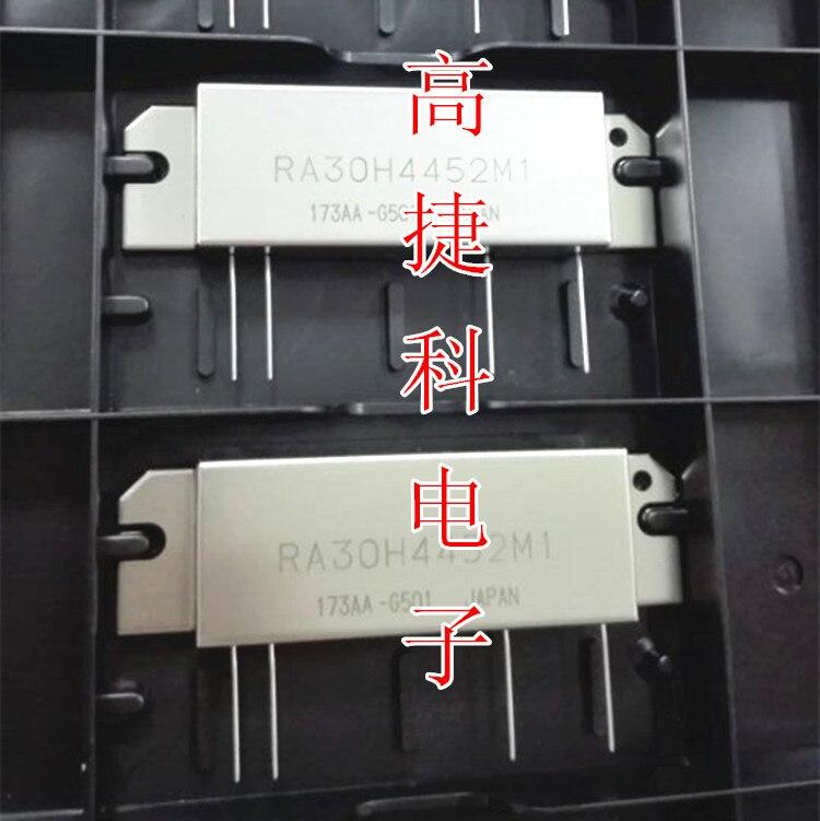 Free Shipping  NEW  RA30H4452M  RA30H4452M1 Silver Shell  MODULE(China)