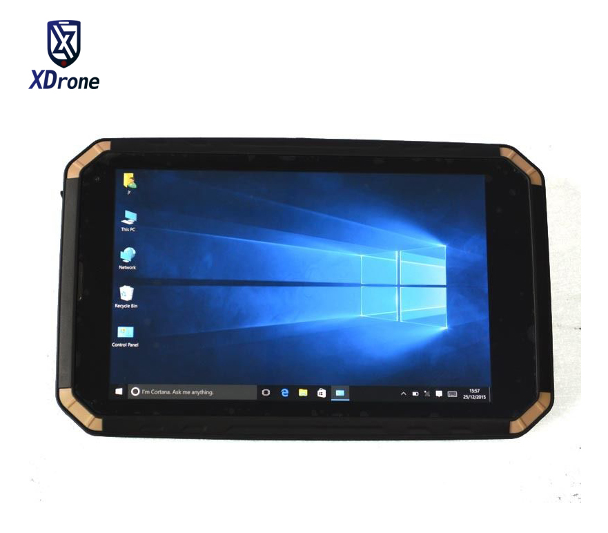 "Original K802 Industrial Rugged Windows 10 Tablet PC Computer Slim IP67 Waterproof Intel Z8350 8"" Touch 1280x800 GPS OTG  WIFI"