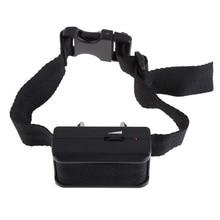 Высокотехнологичный чувствительный ошейник для собак с защитой от лай, ошейник для дрессировки, сигнализация, ударное устройство, стоп, анти-лай, принадлежности для дрессировки собак
