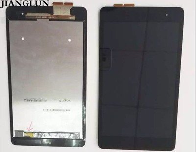 все цены на JIANGLUN For Asus T90 CHI LCD Display +Touch Screen Digitizer Assembly with frame black онлайн