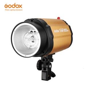 Image 1 - Godox 300 ワット 300SDI プロ写真スタジオ monolight ストロボ写真フラッシュスピードライト 300WS ライトサイズ: 300 ワット/s