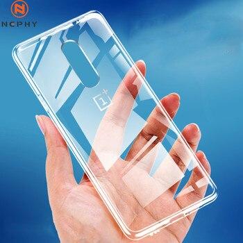 Ультратонкий Мягкий силиконовый прозрачный чехол для телефона OnePlus 5 5T 6T 7 7T Pro, защитный чехол на весь корпус для One Plus 7