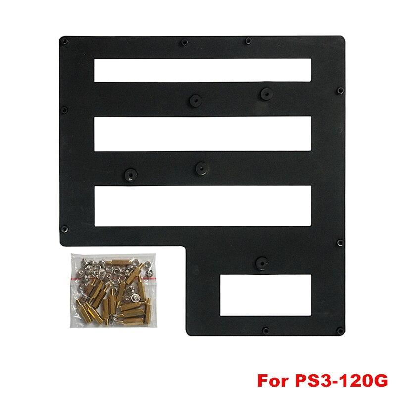 BGA reworking carte mère pince support support PCB montage gabarit de réparation pour PS3 XBOX 40G 80G 120G mince réparation pour bga station - 4