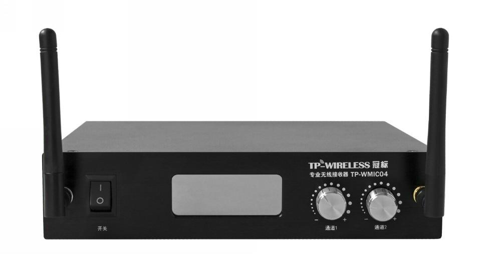 TP-CONEXIÓN INALÁMBRICA 2 canales 2,4 GHz Micrófono de mano - Audio y video portátil - foto 3