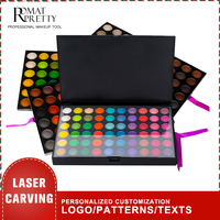 Romatpretty 180 Color Glazed Eyeshadow Pallete Glitter Makeup Matte Eye Shadow Make Up Palette Maquillage Paleta De Sombra