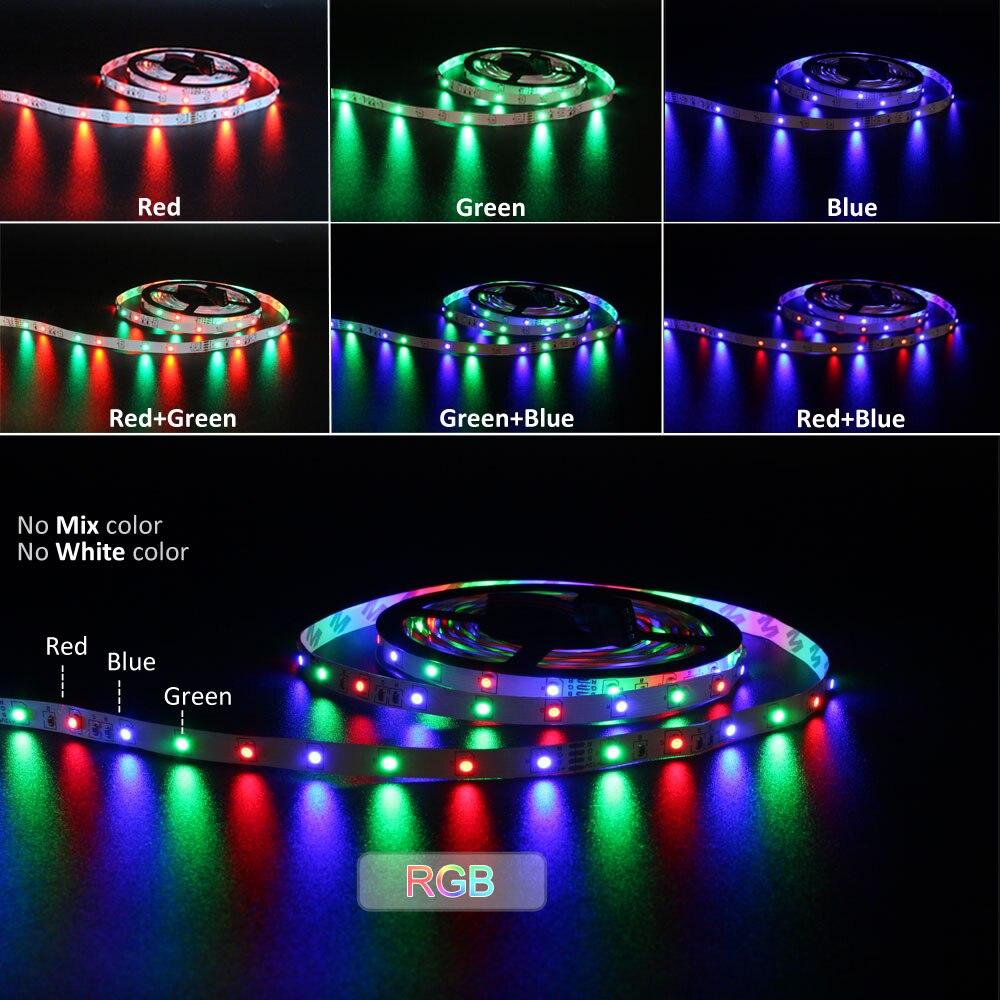 3528 RGB LED Strip