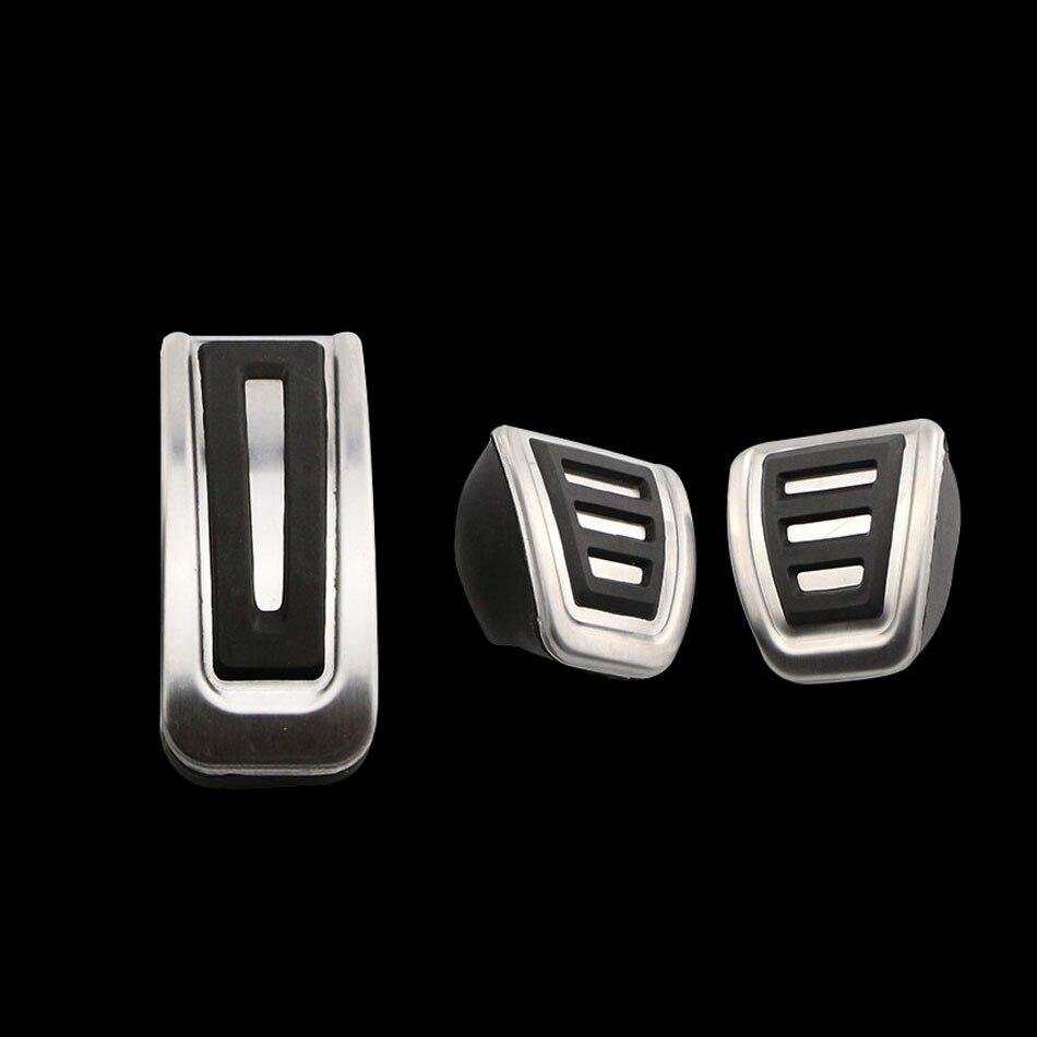 Car Pedal Pedals Fit for VW Polo Bora Lavida Golf 3 4 MK4 Seat Leon for Audi TT A1 A3 for Skoda Fabia RHD Brake Pads Accessories