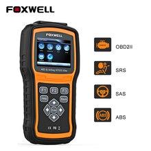 obd2 FOXWELL Scanner Reset