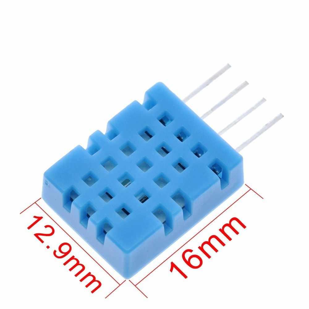 DHT22 AM2302 DHT11/DHT12 AM2320 デジタル温度湿度センサーモジュールボード Arduino の超低出力、高精度 4pin