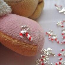 MD-448 10 шт красивые Стразы Рождество серебро деко металлические подвески металлический деко талисманы дизайн ногтей