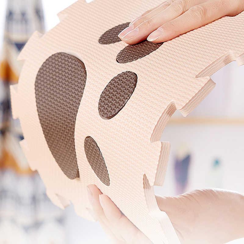 JCC различные узоры головоломка вспененный этилвинилацетат игровой коврик/детские ковры ковер блокировки напольный для упражнений для детей плитки 30*30*1 см