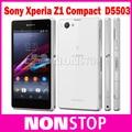 "Original Desbloqueado Sony Xperia Z1 Compacto GSM 3G & 4G Android Quad-Core 2 GB RAM ZI MINI D5503 4.3 ""20.7MP WIFI GPS 16 GB ROM"