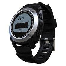 GPS Спорт Смарт часы S928 Bluetooth часы монитор сердечного ритма шагомер Скорость трекер Давление высота Температура Водонепроницаемый
