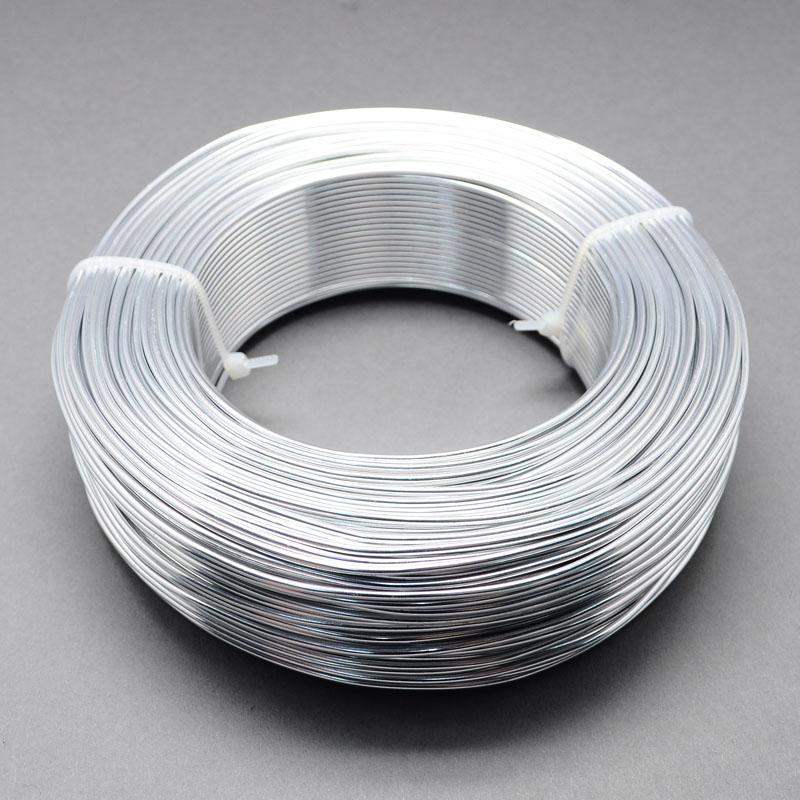 2mm Aluminium Draht Schmuck Erkenntnisse für Schmuck Machen DIY ...