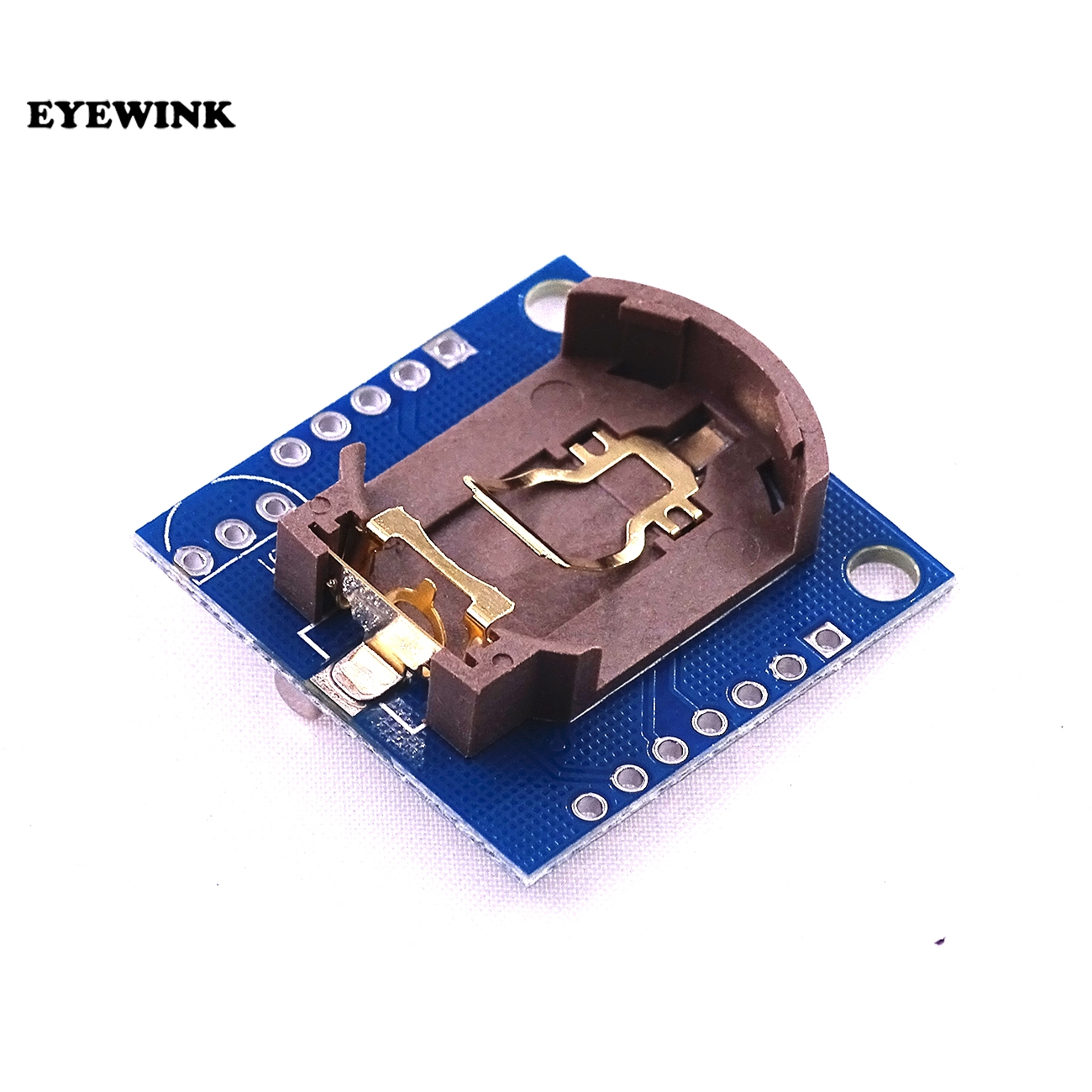 100PCS LOT Tiny RTC I2C modules 24C32 memory DS1307 clock RTC module without battery in stock