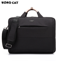 2017 KOKOCAT Oxford Fashion 15 6 Inch Notebook Computer Laptop Handbag For Men Women Briefcase Messenger