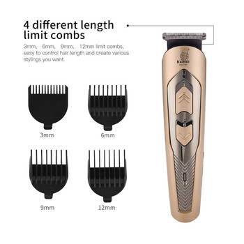 Professional Haircut Clipper Cordless Hair Cutting Machine Men Beard Hair Trimmer Haircut Barber Hair Cutting Grooming Kit 31 5