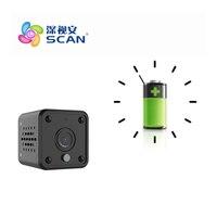 Hd 720P 배터리 ip 카메라 와이파이 모션 감지 야외 방수 미니 카드 블랙 Cctv 감시 보안 Freeshipping-에서감시 카메라부터 보안 & 보호 의
