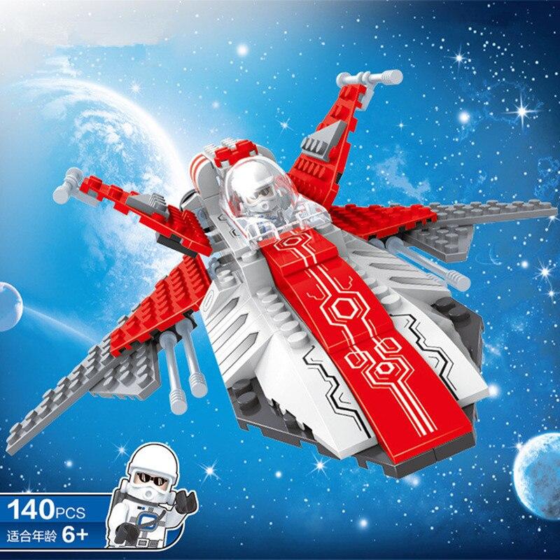 Sıcak çocuk Fighter Yapı Taşları Tuğla ile Uyumlu Momdels Legoe-Doğum Günü Hediye Çocuklar için Oyuncaklar @ 7