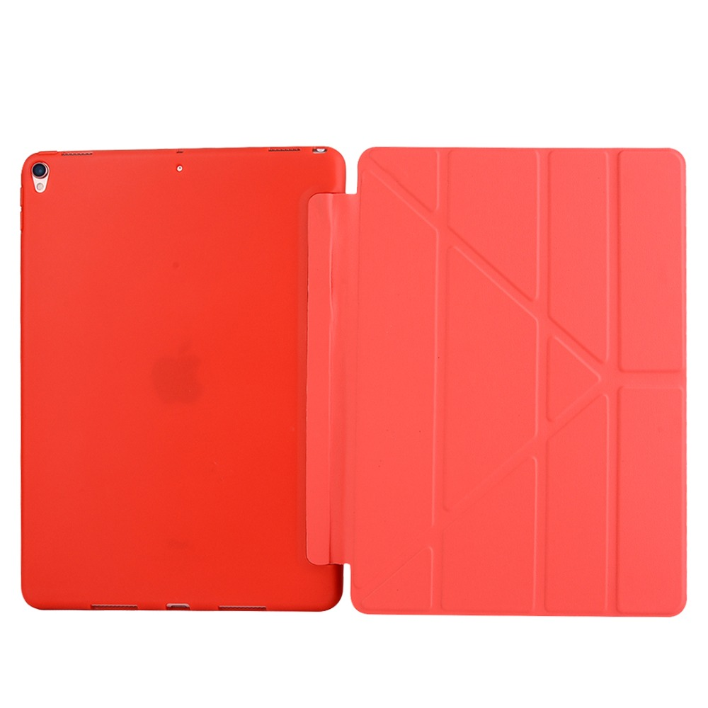 Case For Ipad Pro 10.5 Case A1701 A1709 Smart Cover Magnetic Foldable Tablet Protective Shell For Ipad 10.5 + Gift