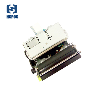 ZJ-8220 3inch print head compatible with M-T532 80mm printer mechanism with auto cutter used for Kiosk & vending machine
