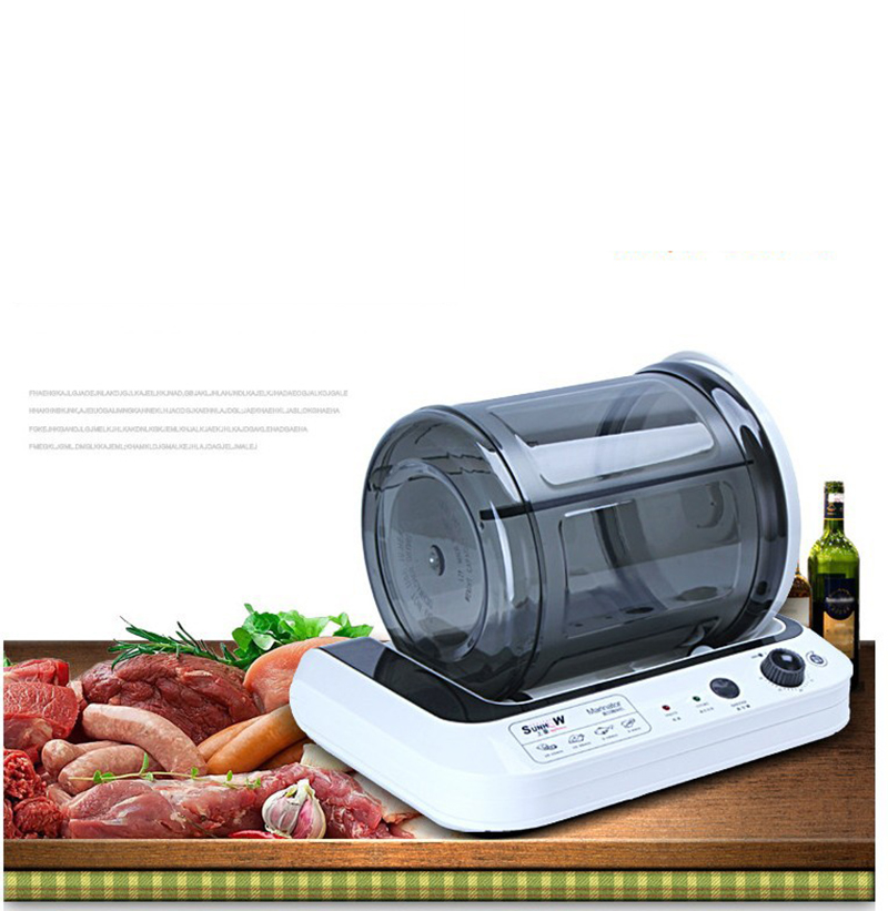 220V Electric Vacuum Food Pickling Machine Commercial Meat Fried Chicken Marinator 7L Y220V Electric Vacuum Food Pickling Machine Commercial Meat Fried Chicken Marinator 7L Y