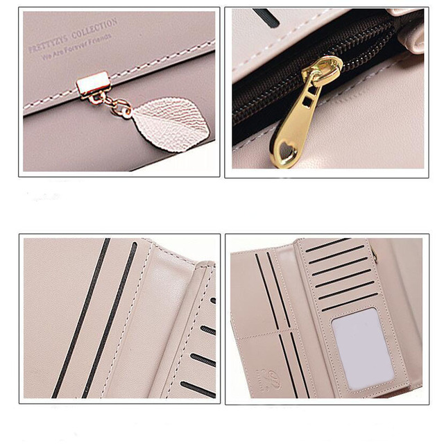 Female Coin Wallet