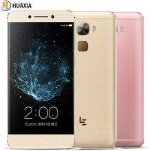 Оригинал Пусть V LeEco Le 3 Pro 3X720 Android 6.0 Сотовый Телефон 5.5 дюймов 4 ГБ RAM 32 ГБ ROM Snapdragon 821 Quad Core 2.35 ГГц LTE 16.0MP