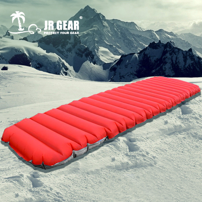 2017 New Outdoor PrimaLoft Ultralight Air Moistureproof Inflatable With TPU Film Camping Air Tube Bed Mat Mattress funny summer inflatable water games inflatable bounce water slide with stairs and blowers
