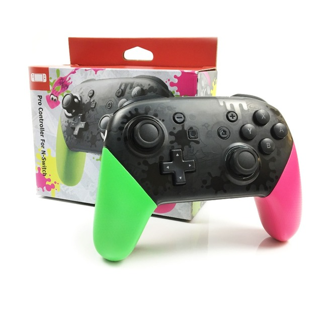 Wireless Bluetooth Controller Gamepad for Nintendo Switch Pro Host Mobile Game Pad Console Shock Joystick for NS Switch Pro