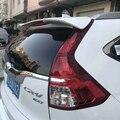 ABS пластик Неокрашенный задний Багажник крыло украшение использовать для Honda CRV CR-V спойлер на крыше 2012-2015