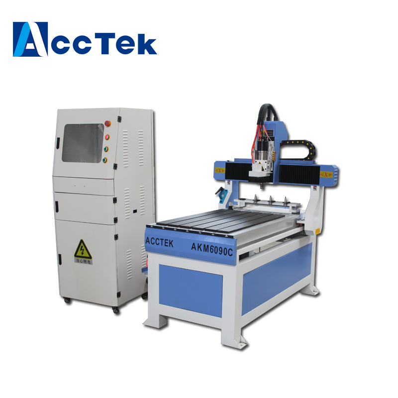 3 Axis <font><b>cnc</b></font> <font><b>6090</b></font> milling mini machine <font><b>atc</b></font> <font><b>cnc</b></font> router with Mach3 control system image