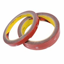 ФОТО new foam adhesive car screen repair housin accessories 10mm 20mm double side tape sticky office decoration supplies