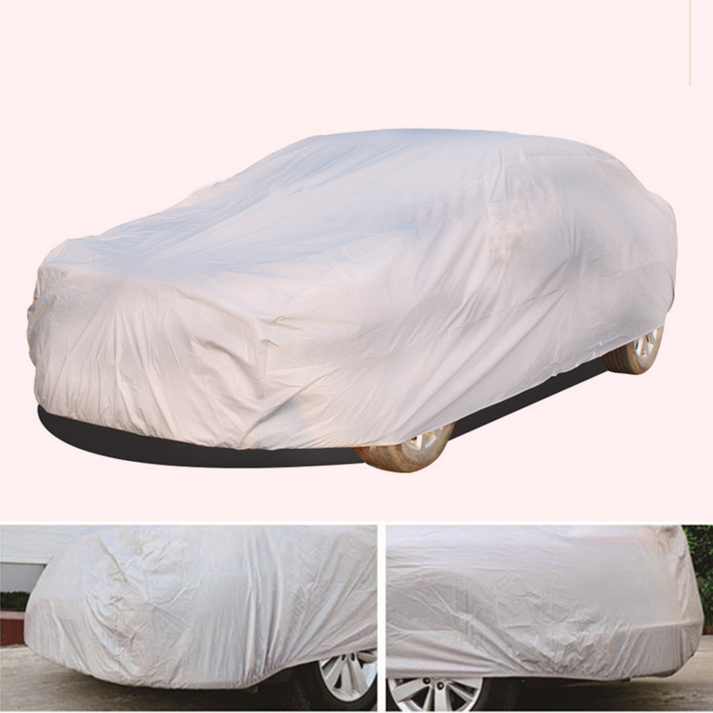Hot Car SUV Indoor Outdoor Full Car Cover Sun UV Snow Dust Rain Resistant Protection JLD in Car Covers from Automobiles Motorcycles