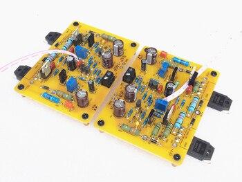 Replica NAIM name machine NAP 80WX2 power amplifier board