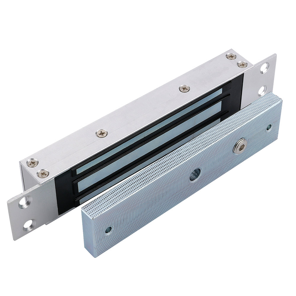 180kg Hold Force Mortise Mount Magnetic Door Lock For Access Control Waterproof Single Door Magnetic lock  (holding force 180kg)