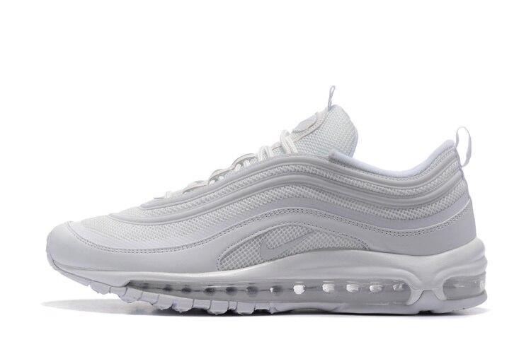 D'origine Nike Air Max 97 Hommes de chaussures de course Pour Hommes Sport Officiel Nike Sneakers Hommes de Tennis Classique Respirant Airmax 97 OG