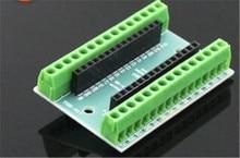 5set NANO 3.0 Controller Terminal Adapter Expansion Development Board For arduino Nano3.0 Version Diy Kit