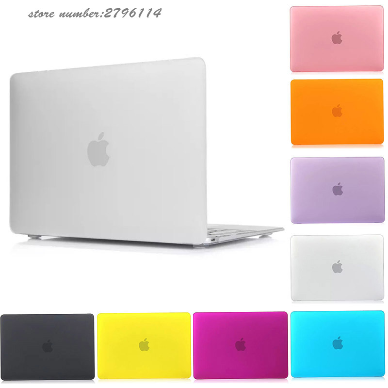 Hard Case For Macbook Pro 13 15 CD Drive Old 2008 2009 2010 2011 2012 Type A1278 A1286 New Pro Air 13 A706 A1708 2016 A1932 2018