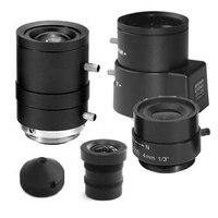 Ccdcam el-2812a 2.8mm auto iris cctv lens (dc drive voor cctv camera