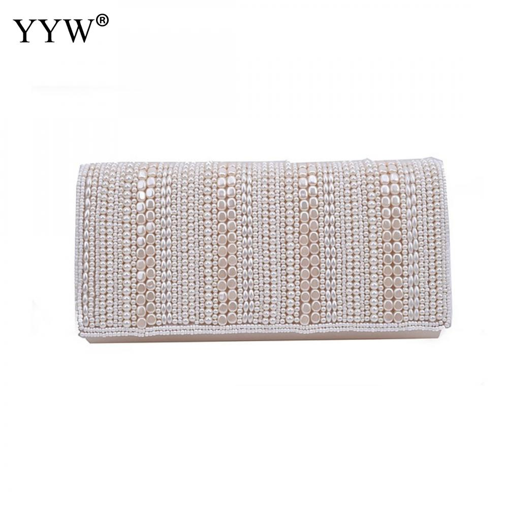 YYW Pearl Handbags Women Clutch Bag Luxury Party Evening Handbags Brand Chain Shoulder Purses Feminina Women Bolso Fiesta|Clutches| - AliExpress
